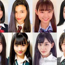 """モデルプレス - """"日本一かわいい高校一年生""""を決める「高一ミスコン2020」候補者公開 投票スタート"""