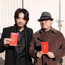 綾野剛、日本人俳優初の中国製作映画主演 ソン・ジアと悲恋の物語<破陣子>