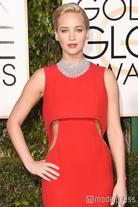 女優賞を受賞したジェニファー・ローレンス/photo:Getty Images