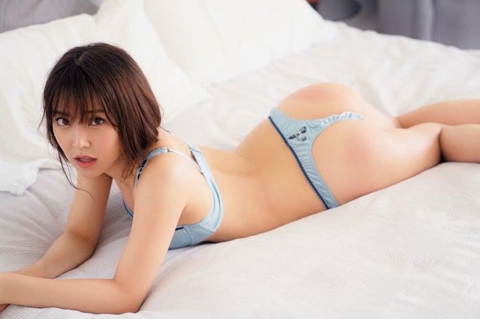 白間美瑠のお気に入りカット(C)集英社/週刊プレイボーイ/撮影・中村和孝