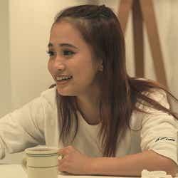 莉咲子「TERRACE HOUSE TOKYO 2019-2020」8th WEEK(C)フジテレビ/イースト・エンタテインメント
