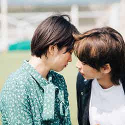 谷本琳音、木田佳介『恋愛ドラマな恋がしたい~KISS or kiss~』最終話(C)AbemaTV, Inc.
