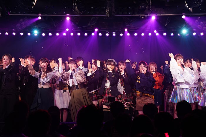 AKB48劇場14周年特別記念公演(C)AKS