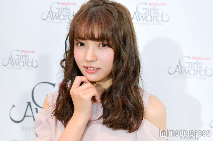 モデルプレスのインタビューに応じた、小林由依(C)モデルプレス