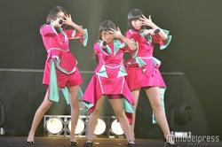 キンタロー。Perfume完コピで広島が騒然 キレキレダンスに観客が一瞬見間違う<TGC広島2017>