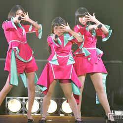 モデルプレス - キンタロー。Perfume完コピで広島が騒然 キレキレダンスに観客が一瞬見間違う<TGC広島2017>
