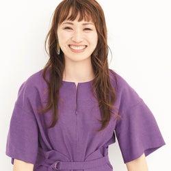 元なでしこジャパン丸山桂里奈、メイクで変貌 ハッピーオーラ溢れる大人の女性に
