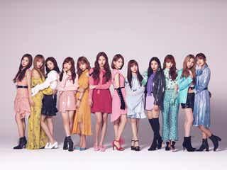 IZ*ONE、日本1stアルバム「Twelve」リリース決定