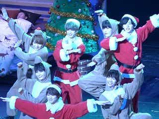 """関西ジャニーズJr.""""なにわ男子""""大橋和也、ソロで大役抜擢の成果は?クリスマス公演に密着"""