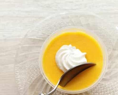 """「かぼちゃ100%ですか?」セブンの""""秋スイーツ""""は濃厚さがケタ違い。ウマすぎて1個じゃ足りないよ…!"""