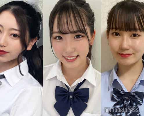 【中間速報】「女子高生ミスコン2021」中部エリア、暫定上位5人を発表<日本一かわいい女子高生>