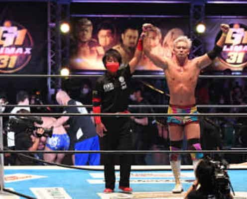 G1決勝の大舞台で起きたアクシデント レッドシューズ海野レフェリーの判断と選手との信頼関係