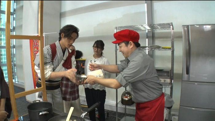 福士蒼汰、ウル得マン(C)日本テレビ