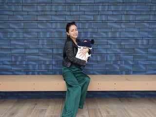 第1子出産の尾崎紗代子、退院を報告 体型の変化にも言及