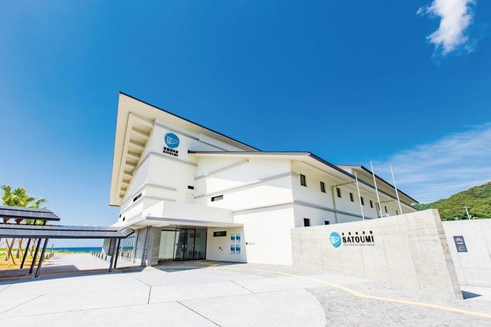 足摺海洋館 SATOUMI(さとうみ)外観(高知)/提供画像