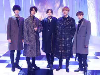 """King & Prince平野紫耀・永瀬廉、""""来年こそやりたいこと""""が一致 「MUSIC FAIR」で新曲披露"""