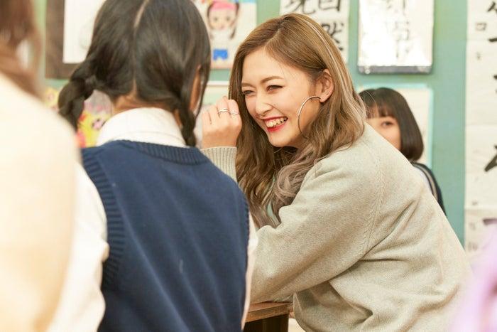 ゆうちゃみ/「Popteenカバーガール戦争」(C)AbemaTV