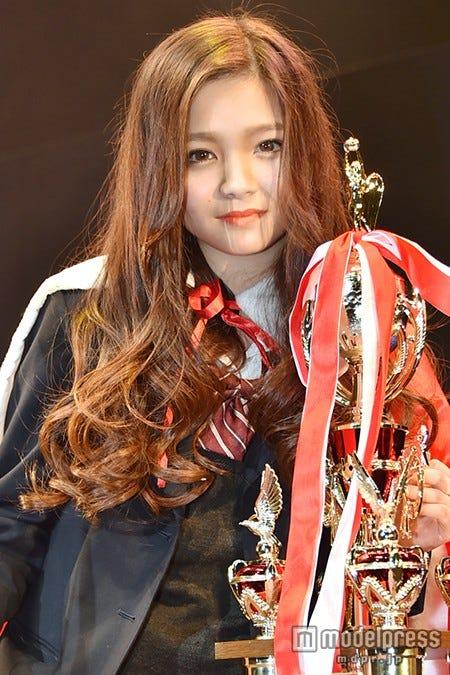 「関西女子高校生ミスコン2014」グランプリに輝いた「みゆ」さん【モデルプレス】