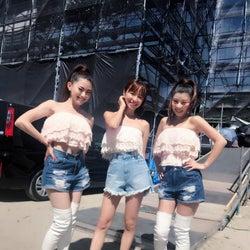 鈴木亜美、デビュー20年目でアイドルフェス参戦「BE TOGETHER」に会場熱狂