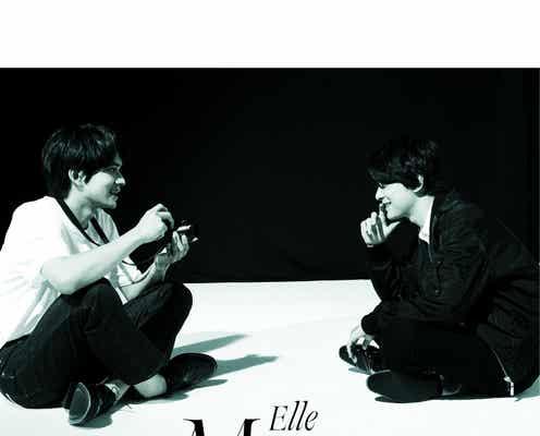 北村匠海、吉沢亮を撮影「ELLE Japon」パルファン・クリスチャン・ディオール特集に登場
