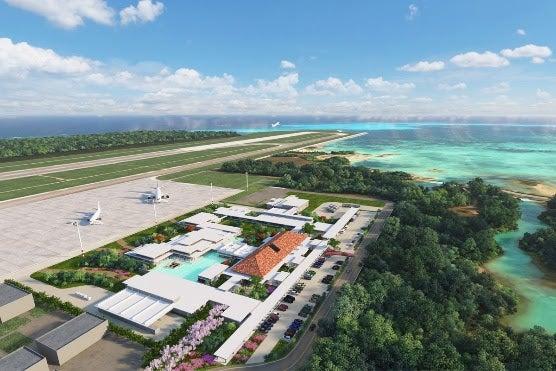 ターミナル完成イメージ/画像提供:三菱地所