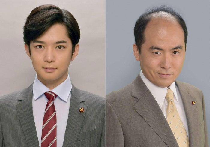 (左から)千葉雄大、斎藤司(C)フジテレビ