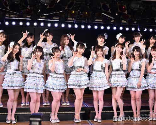 AKB48、15日までの劇場公演見合わせを発表