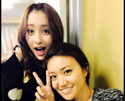 大島優子&早見あかり「実は友達」豪華2ショットにファン歓喜