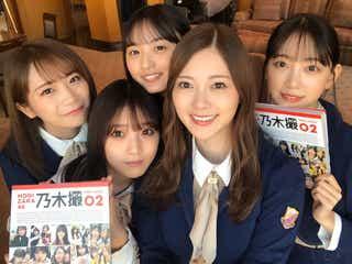 乃木坂46写真集「乃木撮2」発売わずか2日で3度目重版決定、22万部突破 シリーズ累計56万部に