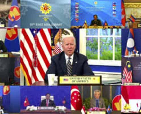 米大統領、5年ぶり出席 東アサミット、関与再確認