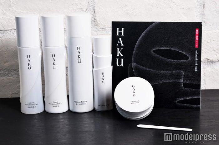 資生堂「HAKU」の実力って?モデルプレス編集部が全商品を徹底的に試してみた!(C)モデルプレス