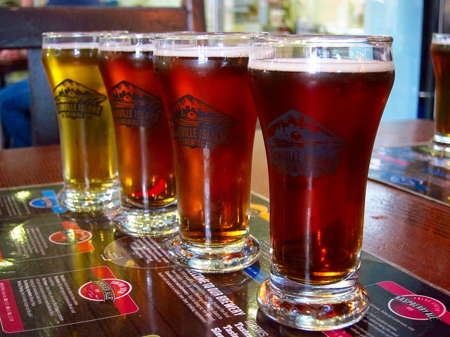Granville Island Brewery(C)Natulive Canada