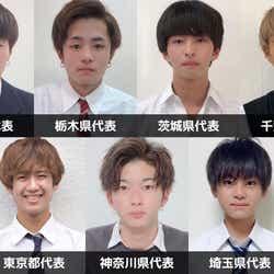 「男子高生ミスターコン2019」関東エリア代表