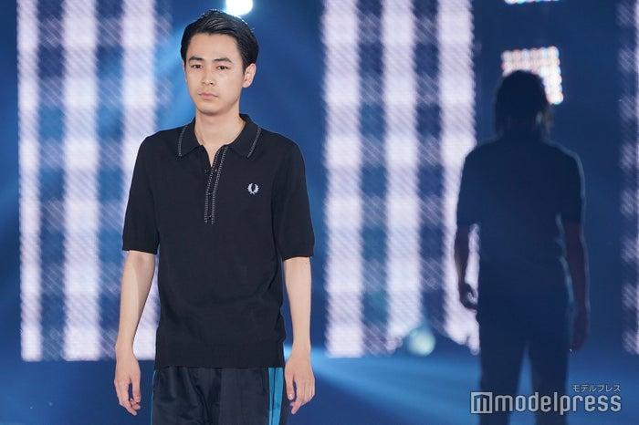 「GirlsAward 2018 SPRING/SUMMER」に出演した成田凌 (C)モデルプレス