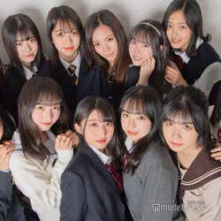 「女子高生ミスコン2020」ファイナリスト(C)モデルプレス