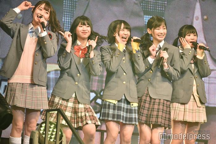 達家真姫宝、馬嘉伶、多田京加、浅井七海、佐藤妃星「AKB48 チーム4単独コンサート~友達ができた~」 (C)モデルプレス