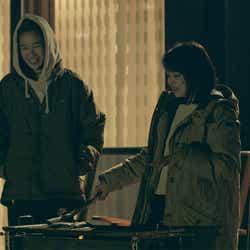 りさこ、優衣「TERRACE HOUSE OPENING NEW DOORS」43rd WEEK(C)フジテレビ/イースト・エンタテインメント