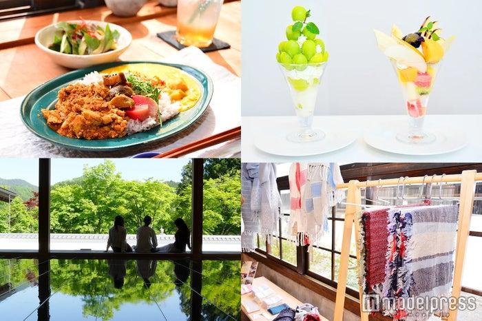 群馬・桐生の日帰り旅プラン 果物スイーツに古民家カフェ、運命の逸品をお買い物!(C)モデルプレス、(左下)画像提供:宝徳寺