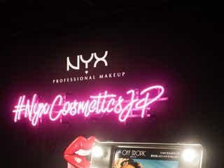 【NYX Professional Makeup】メイクアップアーティスト・Miss Fame登場!春夏の新作に注目