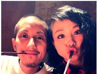 がん闘病中のNosuke、退院を報告 妻・misonoへ「愛してます」