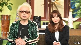 石原さとみ『MUSIC☆HERO』で音楽番組初MC!あいみょんと岡崎体育を迎える