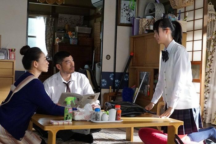 「キャリア~掟破りの警察署長~」第4話より(画像提供:フジテレビ)