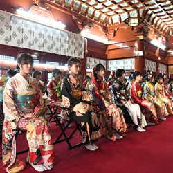 2020年AKB48グループ成人式記念撮影会(C)AKS