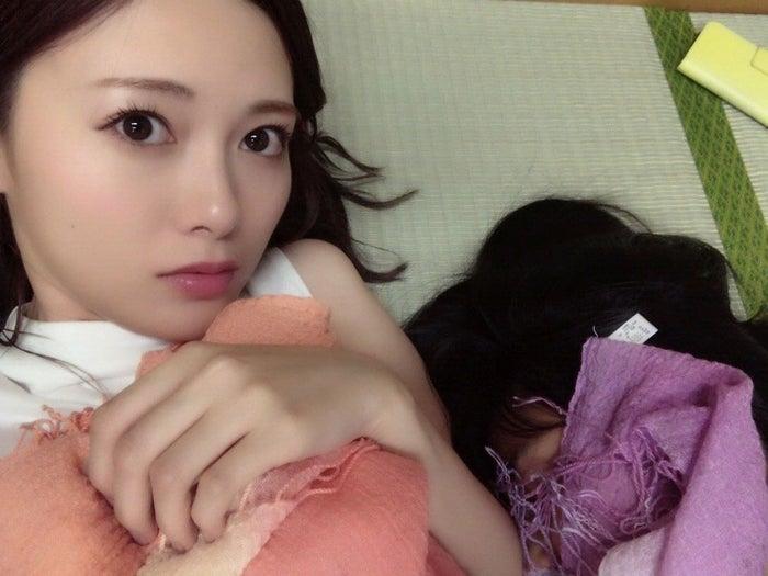 白石麻衣、大園桃子/白石麻衣オフィシャルブログより