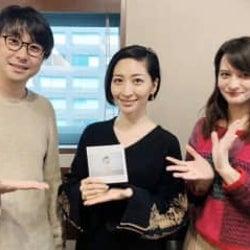 """坂本真綾がゲストに登場!パーソナリティー鈴村健一とトークで明かされた、二人の """"朝の流儀""""とは…?"""