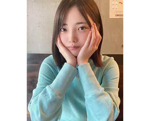 新谷姫加、可愛すぎるすっぴんショットにファン歓喜「お肌が本当に綺麗」