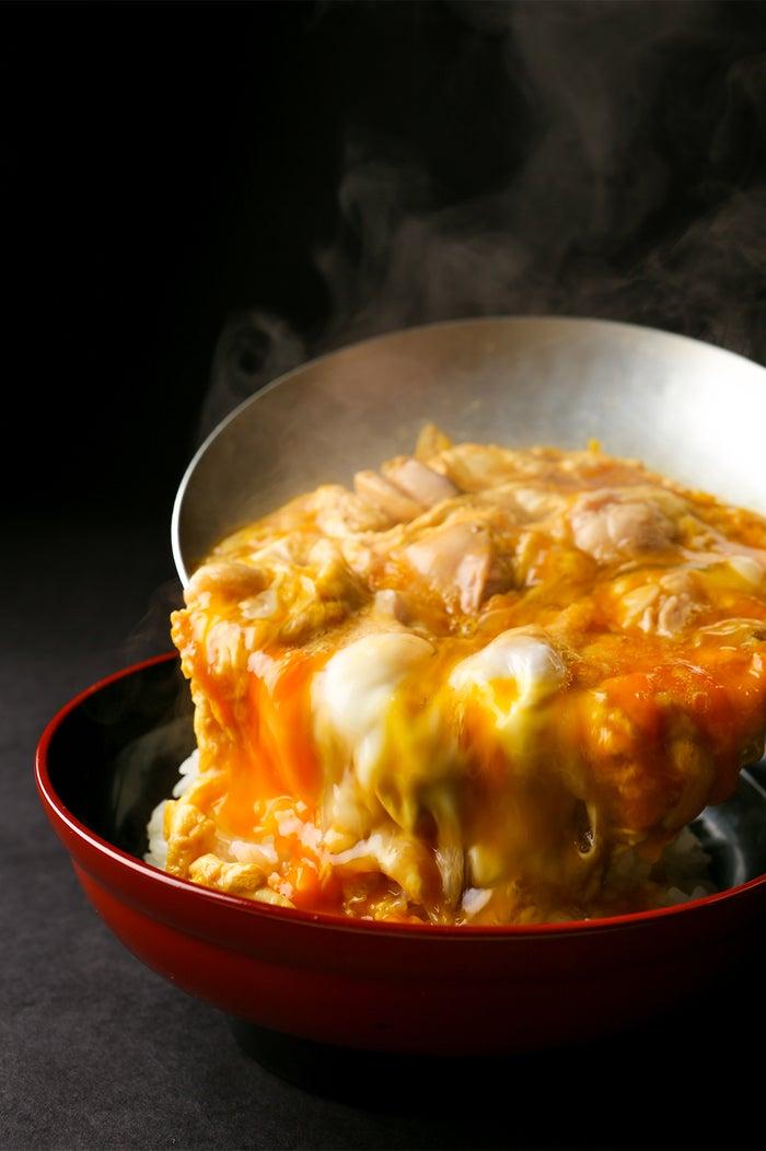 名古屋 親子丼 鳥開(名古屋コーチン親子丼)/画像提供:ロッキング・オン・ジャパン