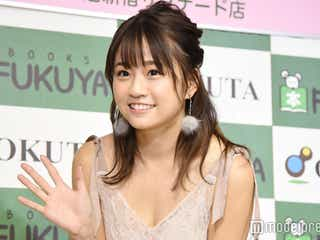 "AKB48島田晴香、SEXYランジェリー姿は「過激な部分もあります」卒業後の""恋愛解禁""にも言及"