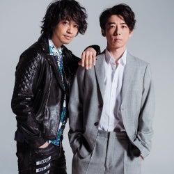 (左から)齊藤工、高橋一生/「anan」2087(2018年1月24日発売号)(C)マガジンハウス