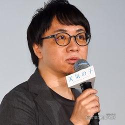 新海誠監督「天気の子」公開前日に京アニ放火事件「どういう気持ちで臨んだらいいのか」